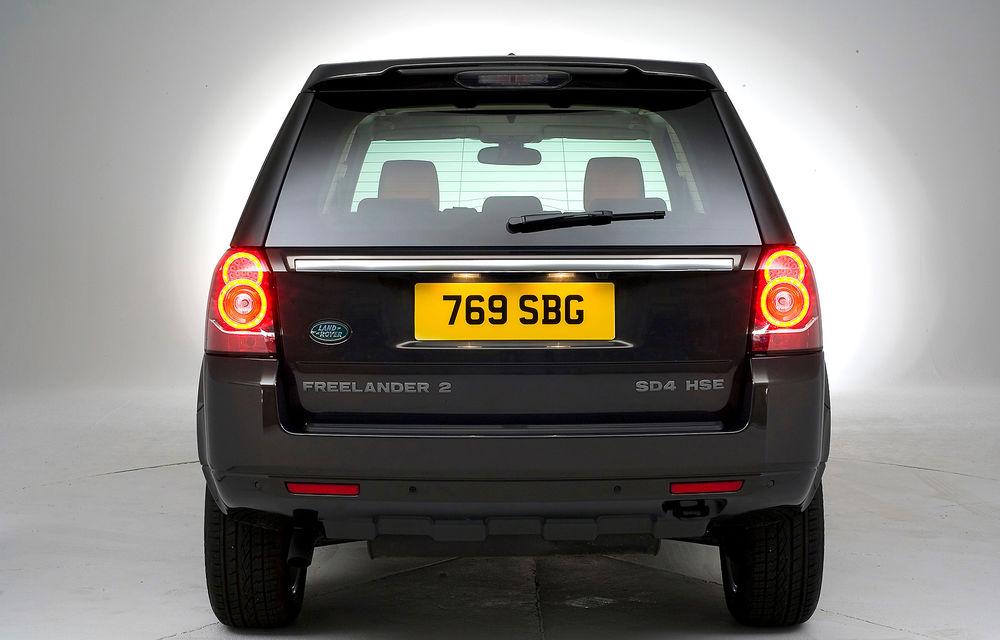 Land Rover Freelander 2 a primit un facelift discret - Poza 3