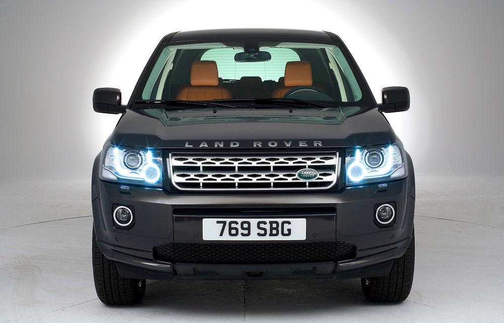 Land Rover Freelander 2 a primit un facelift discret - Poza 2