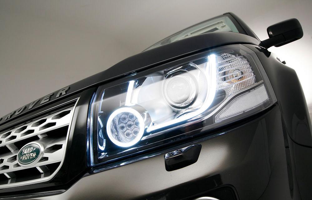 Land Rover Freelander 2 a primit un facelift discret - Poza 6