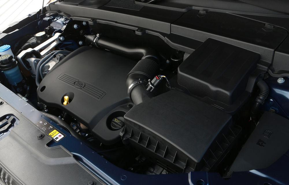 Land Rover Freelander 2 a primit un facelift discret - Poza 12