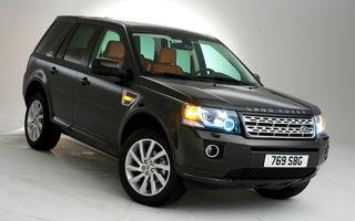 Land Rover Freelander 2 a primit un facelift discret