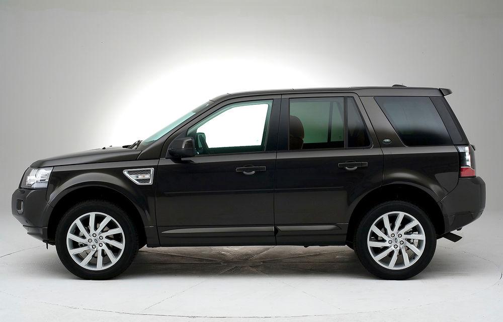 Land Rover Freelander 2 a primit un facelift discret - Poza 4