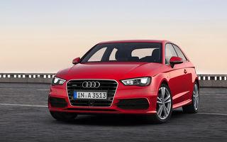 Audi A3 Sportback și S3 vin la Salonul Auto de la Paris