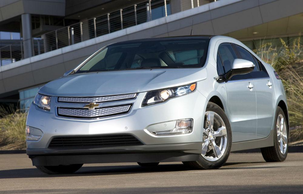 GM opreşte producţia la fabrica lui Volt preţ de patru săptămâni - Poza 1