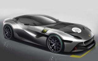 Ferrari va construi un 599 GTO cu o caroserie specială pentru un colecţionar