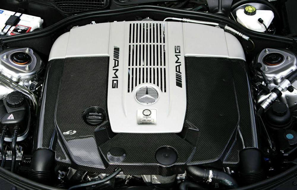 Divizia AMG va dezvolta viitoarele motoare V12 de la Mercedes-Benz - Poza 1
