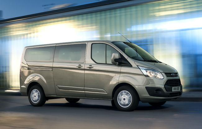 Test drive Ford Tourneo Custom Van (2012-prezent)