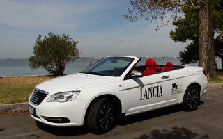 Lancia Flavia a primit o ediţie specială la Festivalul de Film de la Veneţia