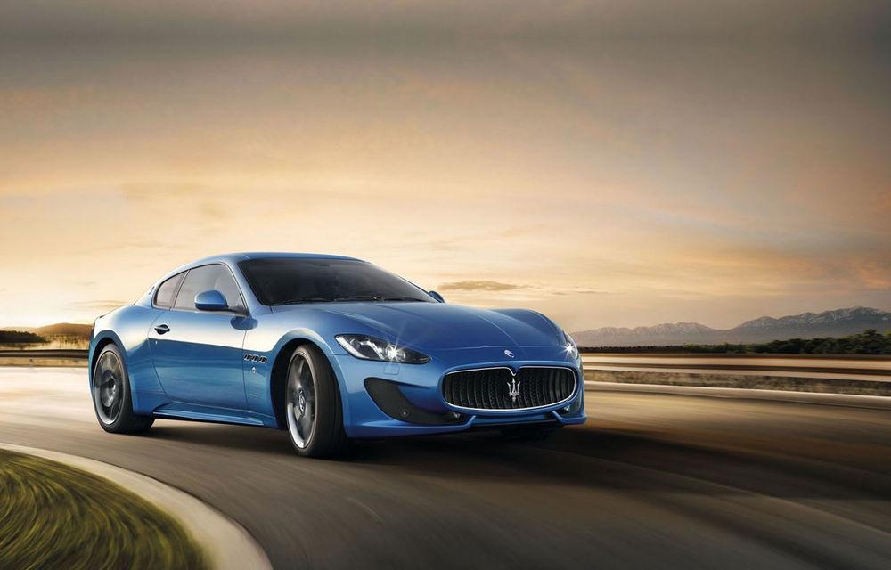 Maserati lansează un concept surpriză la Salonul de la Paris - Poza 1
