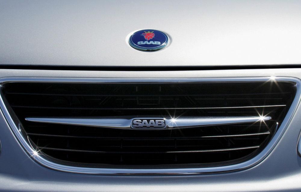 Noii proprietari ai Saab păstrează numele şi plaforma Phoenix, dar nu şi sigla - Poza 1
