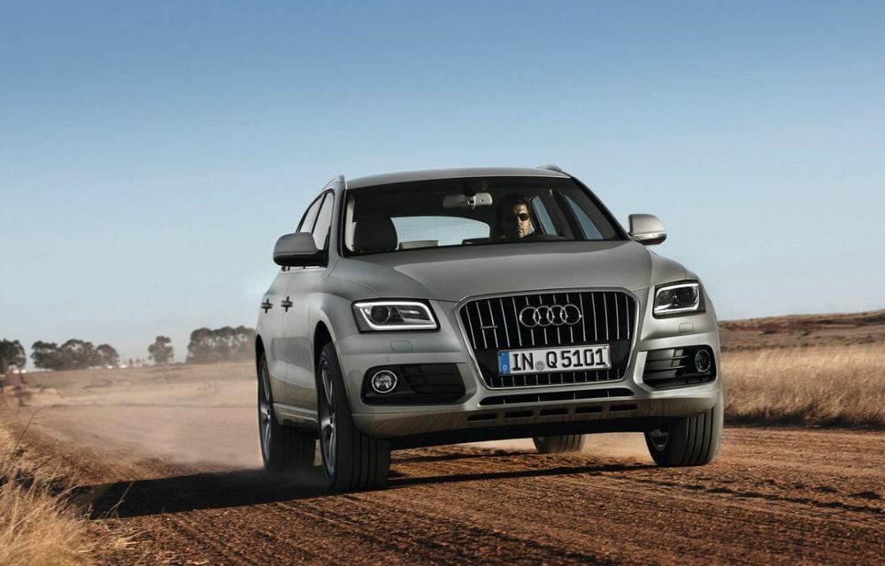 Audi va produce următorul Q5 în Mexic - Poza 1