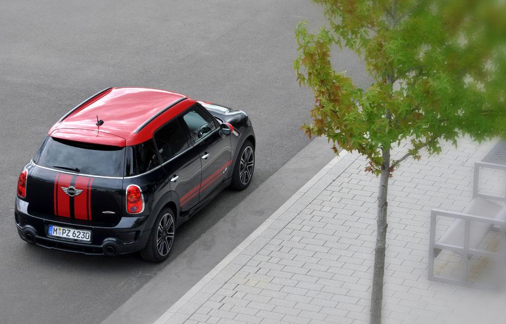 Mini Countryman JCW, cea mai sportivă versiune a SUV-ului englezesc - Poza 31