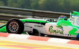 Formula 2: Marinescu, locul cinci în primele calificări din Ungaria
