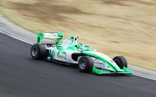 Formula 2: Marinescu a abandonat în prima cursă de la Hungaroring