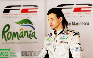 Formula 2: Marinescu, locul trei în calificări, retrogradat cu cinci poziţii