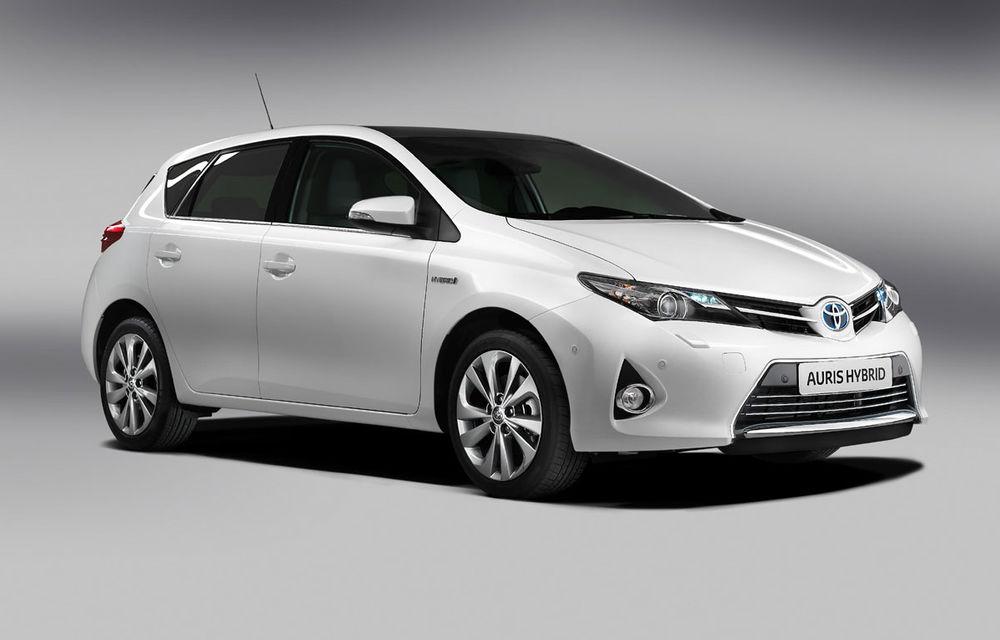 Toyota Auris Tourer şi Verso - noile surprize aşteptate la Paris - Poza 3