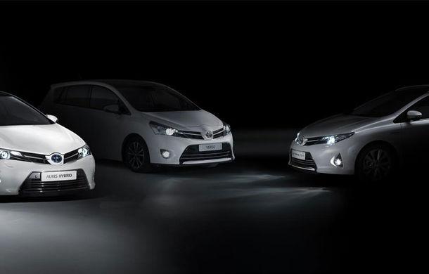 Toyota Auris Tourer şi Verso - noile surprize aşteptate la Paris - Poza 2