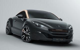 Peugeot RCZ-R: 260 de cai pentru cel mai puternic model din istoria mărcii franceze