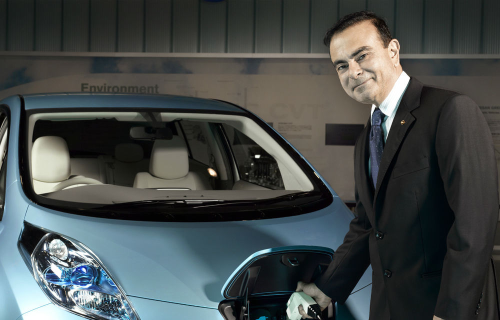 """Şeful Nissan: """"Ne pregătim pentru mulţi ani mediocri în Europa"""" - Poza 1"""