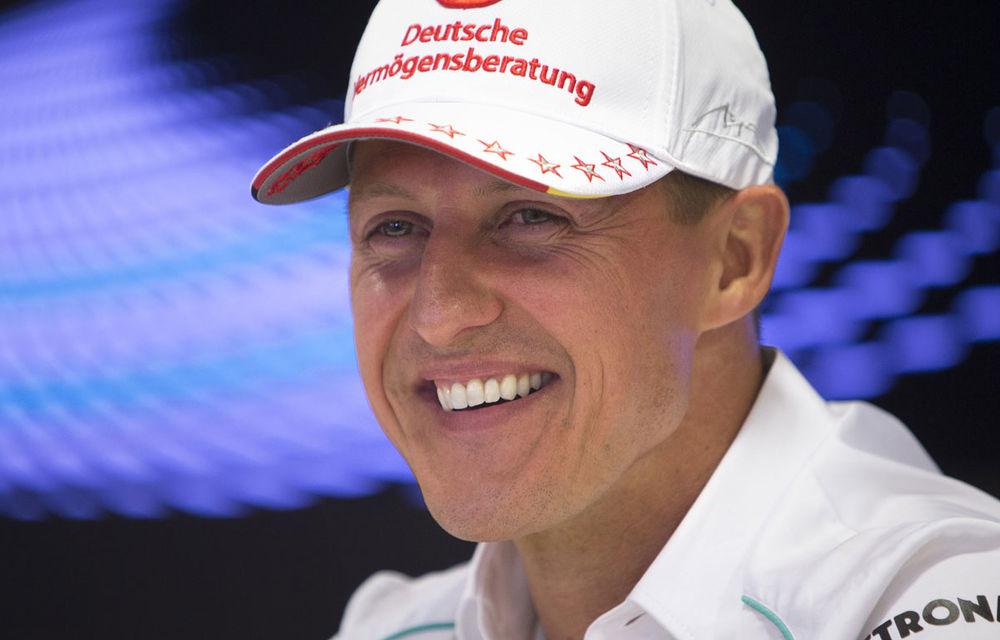 Mercedes vrea să-l păstreze pe Schumacher într-un rol de conducere după retragere - Poza 1