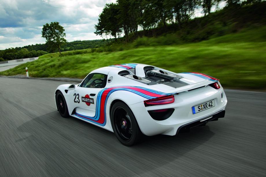Porsche 918 Spyder, prezentat înainte de lansarea oficială - Poza 12