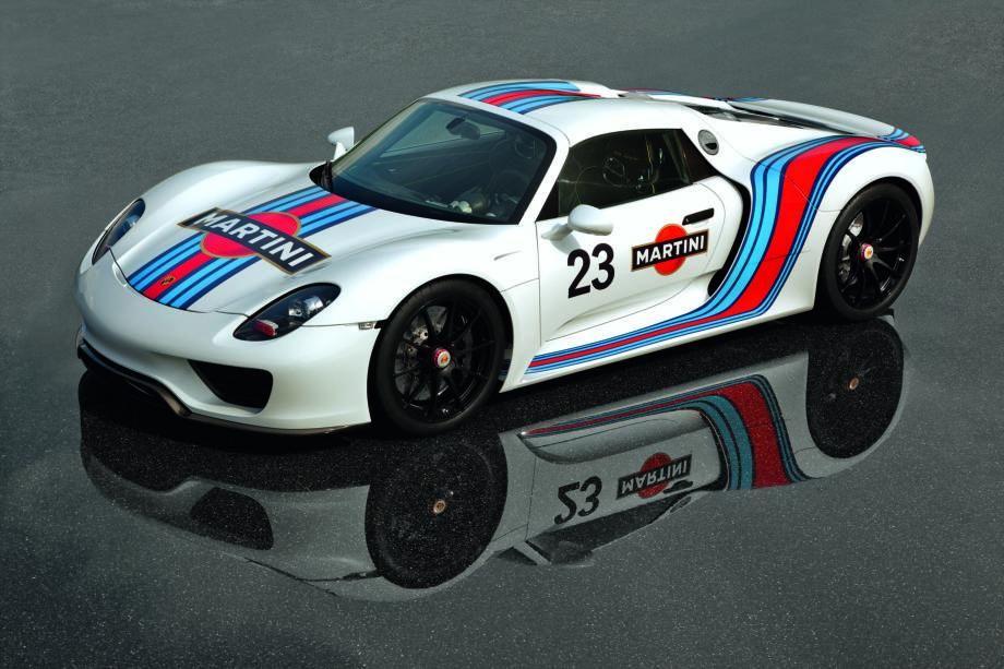 Porsche 918 Spyder, prezentat înainte de lansarea oficială - Poza 13