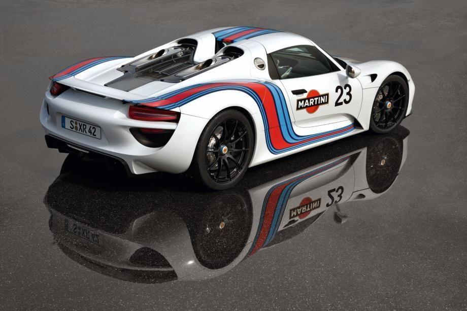 Porsche 918 Spyder, prezentat înainte de lansarea oficială - Poza 14