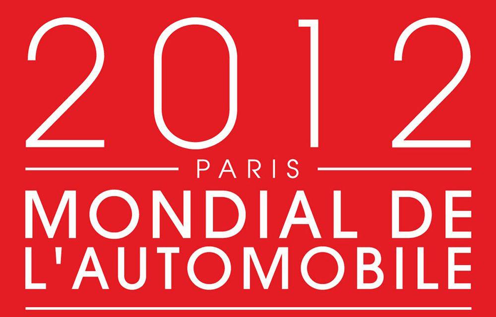 TOP 5: Concepte spectaculoase la Salonul Auto de la Paris 2012 - Poza 1