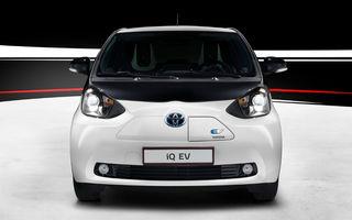 Toyota iQ EV debutează la Salonul Auto de la Paris