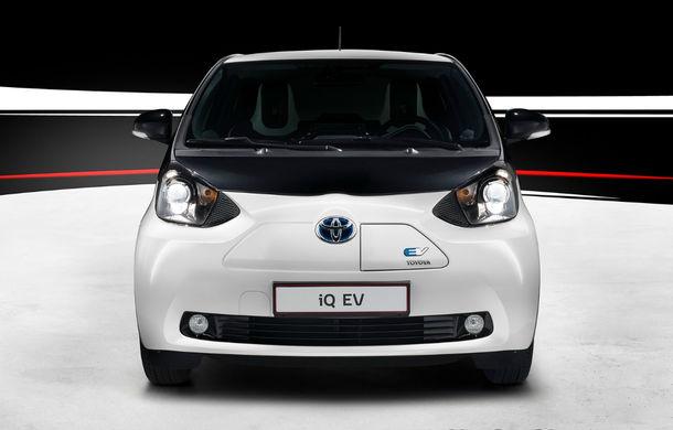 Toyota iQ EV debutează la Salonul Auto de la Paris - Poza 1