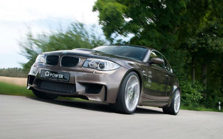 G-Power G1 V8 Hurricane RS, cel mai rapid BMW Seria 1 M Coupe din lume