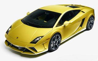 Lamborghini Gallardo facelift, primele imagini şi informaţii oficiale