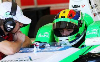 Formula 2: Marinescu, locurile 1 şi 3 în testele de la Monza