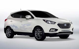 Hyundai ix35 Fuel Cell va intra în producția de serie