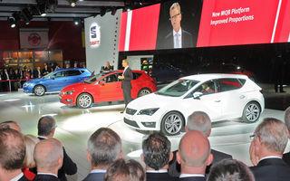 PARIS 2012 LIVE: Standul Seat cinsteşte noile Leon şi Toledo