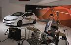 PARIS 2012: Aventuri la standurile Kia și Hyundai
