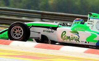 Formula 2: Marinescu, locurile 3 şi 8 în antrenamentele de la Monza