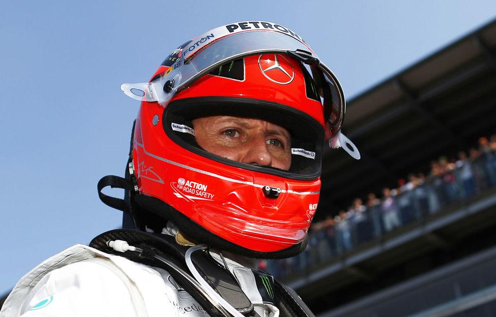 """Mercedes: """"Schumacher nu şi-a îndeplinit obiectivele pentru prelungirea contractului"""" - Poza 1"""