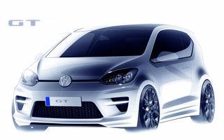 Volkswagen Up! GT confirmat pentru producţie în 2013