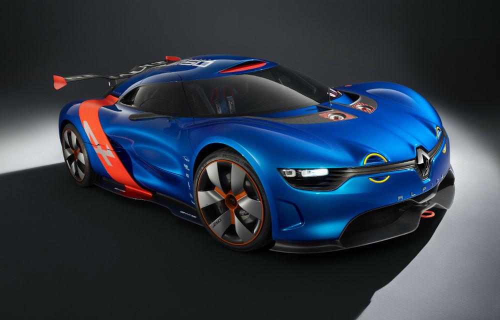 Renault şi Caterham vor colabora pentru dezvoltarea modelului Alpine - Poza 1