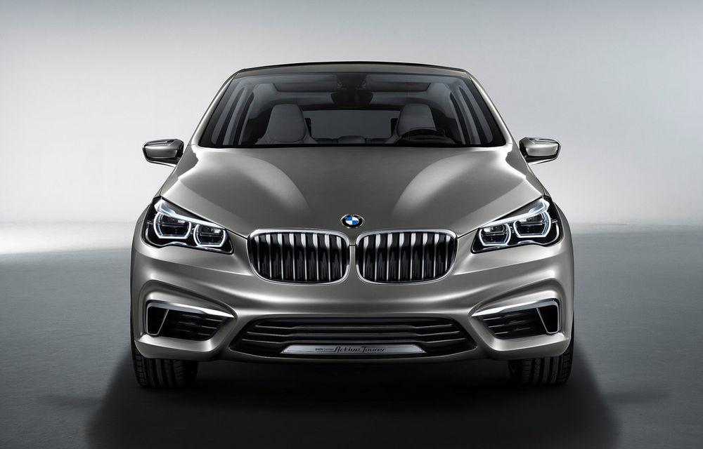 BMW plănuieşte 12 modele cu tracţiune faţă pe noua platformă UKL - Poza 1