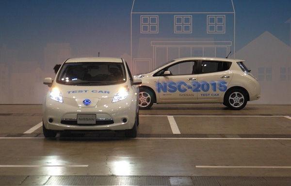 Nissan Prototipo NSC-2015