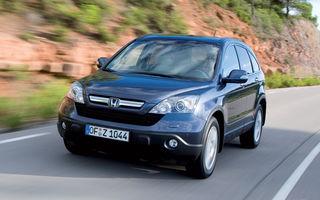 Recall de 220.000 de maşini pentru Honda CR-V în Europa