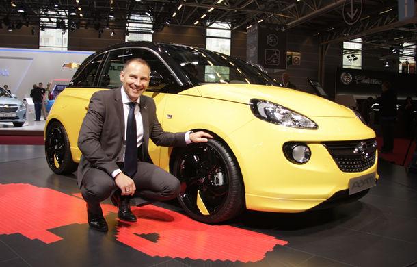 10 întrebări şi răspunsuri despre Opel Adam cu Martin Golka (Marketing Opel) - Poza 1