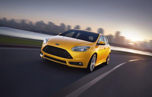 Ford Focus ST va avea un sistem care amplifică sunetul motorului - Poza 1