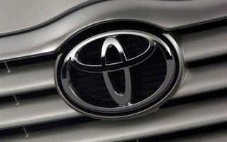 Rechemare în service masivă pentru Toyota la nivel mondial: 7.4 milioane de maşini