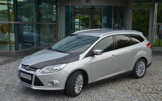 Ford vrea să aducă fibra de carbon pe modelele de volum