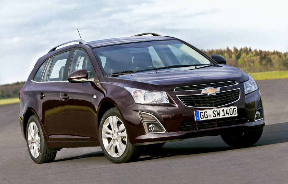 Chevrolet: Vânzările şi cota de piaţă din Europa au crescut în primele nouă luni ale anului - Poza 1