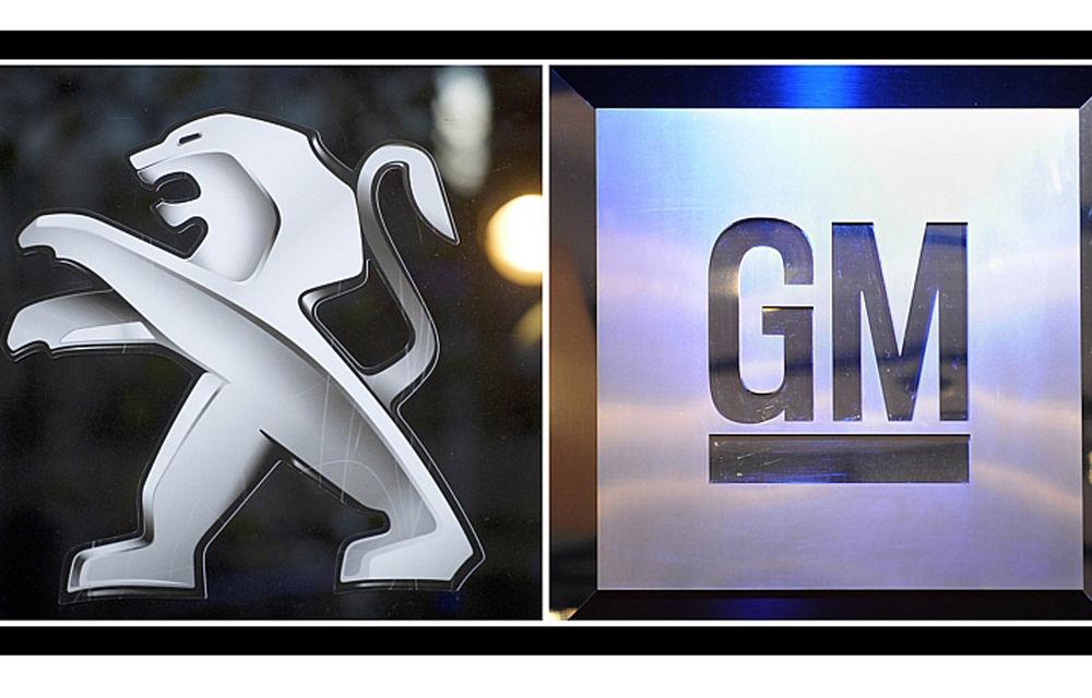 Opel și Peugeot/Citroen - posibil joint-venture în viitorul apropiat - Poza 1