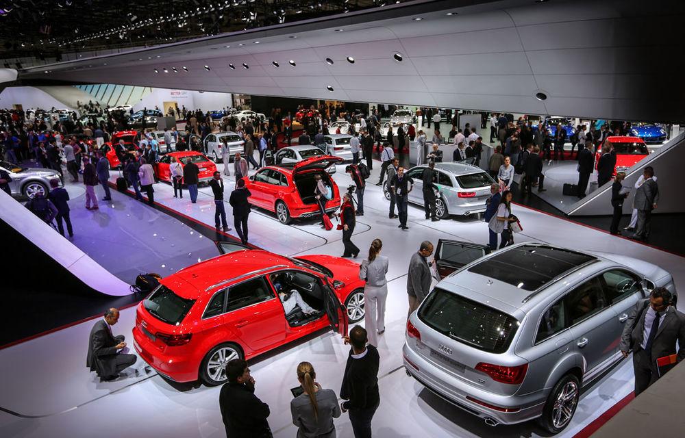 Salonul Auto de la Paris 2012 - cel mai popular salon din lume cu 1.2 milioane de vizitatori - Poza 3